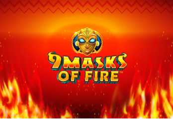 Microgaming sets the reels ablaze in 9 Masks of Fire™